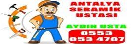 Antalya Seramik Ustası | 0553 053 4707 |